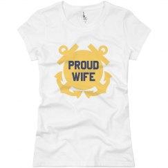 Proud Seaman Wife