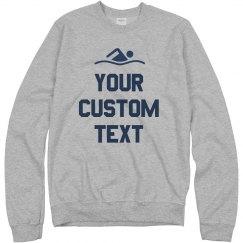 Create A Custom Swim Team Design