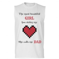 She Calls Me Dad Shirt