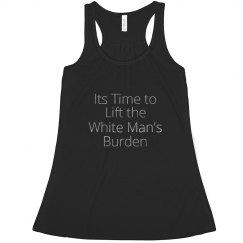 Lift The White Man's Burden
