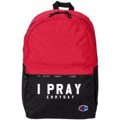 Back pack i pray