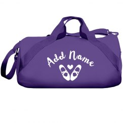 Cute Custom Dance Practice Bag