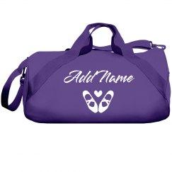 Cute Custom Dance Practice Bag