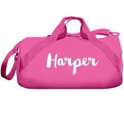 Custom Name Dance Bag For Teens