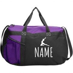 Add Your Own Custom Name Dance Bag