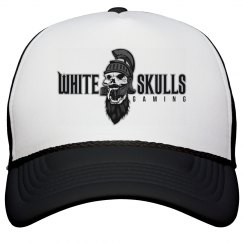 White Skulls Gaming Hat