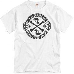 MENS - Mirror Crest  T