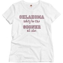 Oklahoma Ratify The Era