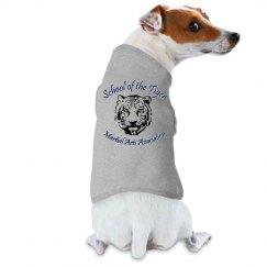 Traditional Dog Tank Shirt with Logo