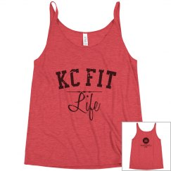 Red Friday KC FIT Life Tank