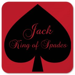 King of Spades Poker Gift