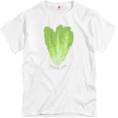 Veggie pun shirt