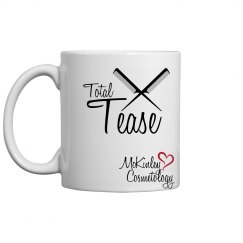 Total Tease Coffee Mug