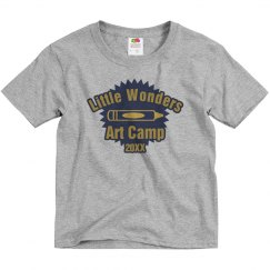 Little Wonders Art Camp