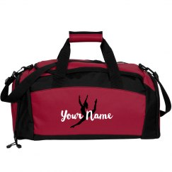 Custom Dance Bag Pink