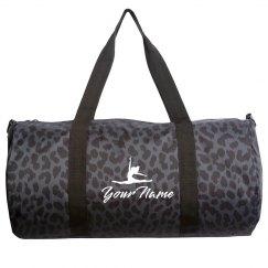 Custom Text Dancer's Bag