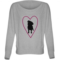 Pug Love Sweatshirt