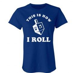 How I Dreidel Roll