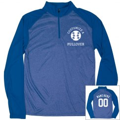 Custom Athletic Baseball Pullover
