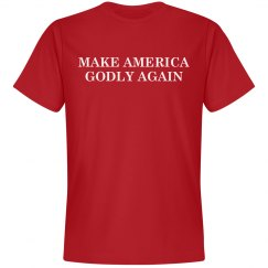 MAKE AMERICA GODLY AGAIN