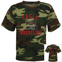 Camo youth wrestling