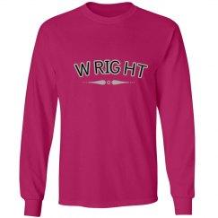 Wright family name