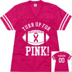 Breast Cancer Walk Jersey