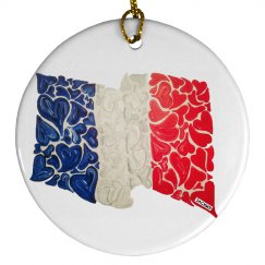 France ornament