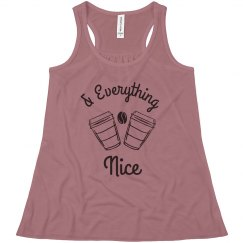 Pumpkin Spice & Everything Nice Matching Tank