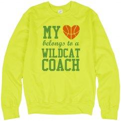 Love A Wildcat Coach