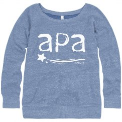 Ladies Sweatshirt APA