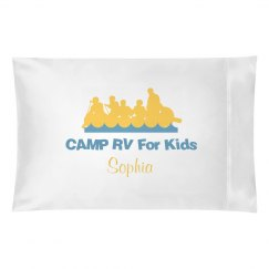 Camp RV Pillowcase