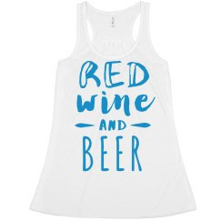 Red, Wine, and July 4th