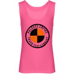 Crash Test Gymnast Youth Tank
