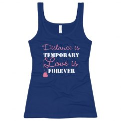 Distance is Temporary