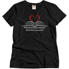 Book Lover Tee