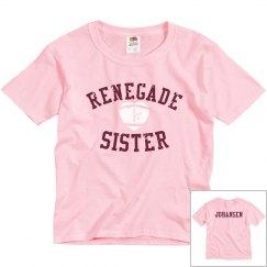 Renegade Sister tee