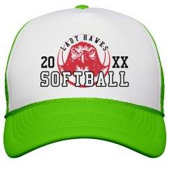 Custom Softball Team