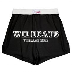 Vintage Cheer Shorts