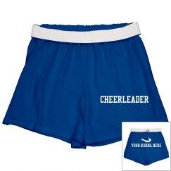 Custom Cheerleader Shorts