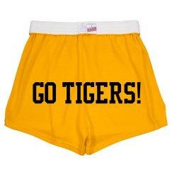 Go Tigers Shorts