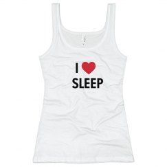 I Heart Sleep - Tank