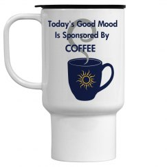 Sponsored Today by Coffee