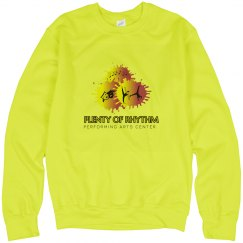Plenty of Rhythm Logo Sweatshirt