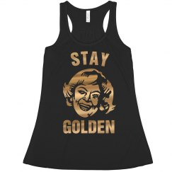 Stay Golden Rose Nylund