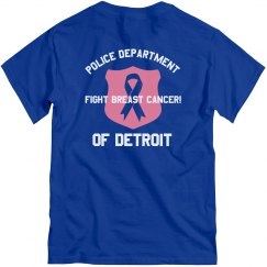 Police Fight Cancer