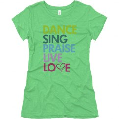 Dance, Sing...
