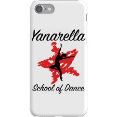 Yanarella iPhone 7 Case