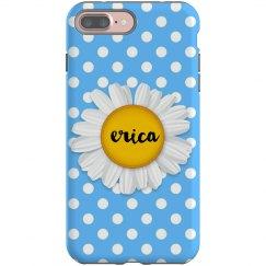 erica lin daisy phone case