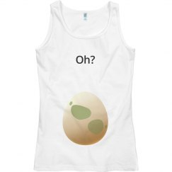 Oh? Poke Go Hatch An Egg Mom Maternity Shirt